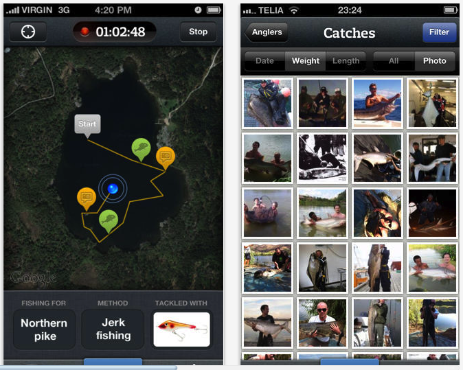 FishBrain for iPhone, iPod touch and iPad on the iTunes App Store