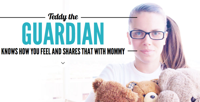 Teddy the Guardian